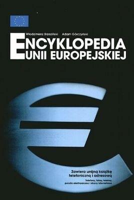 Okładka książki Encyklopedia Unii Europejskiej