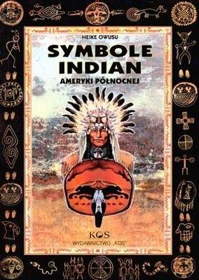 Okładka książki Symbole Indian Ameryki Północnej
