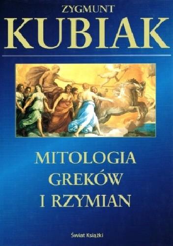 Okładka książki Mitologia Greków i Rzymian
