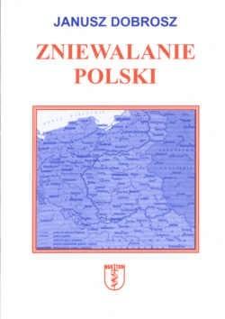 Okładka książki zniewalanie Polski