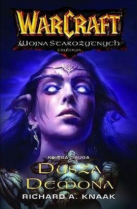Okładka książki Dusza Demona