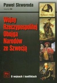 Okładka książki Wojny Rzeczypospolitej Obojga Narodów ze Szwecją