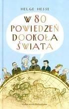 Okładka książki W 80 powiedzeń dookoła świata