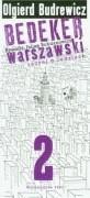 Okładka książki Bedeker warszawski t.2