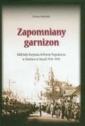 Okładka książki zapomniany garnizon