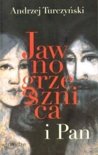 Okładka książki Jawnogrzesznica i pan