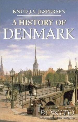 Okładka książki A History of Denmark