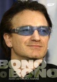 Okładka książki Bono o Bono