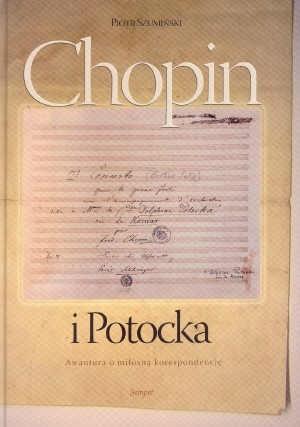 Okładka książki Chopin i Potocka