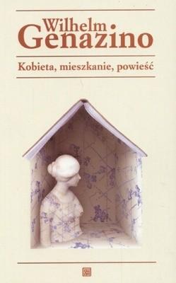 Okładka książki Kobieta, mieszkanie, powieść