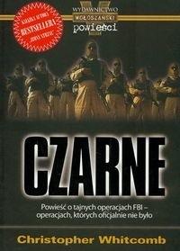 Okładka książki Czarne