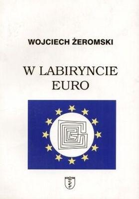 Okładka książki W labiryncie euro