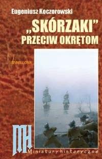 Okładka książki Skórzaki przeciw okrętom