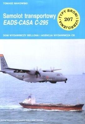 Okładka książki Samolot transportowy EADS-CASA C-295