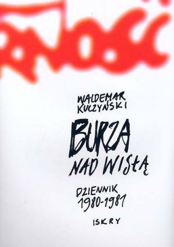 Okładka książki Burza nad Wisłą, Dziennik