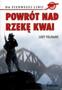 Okładka książki Powrót nad rzekę Kwai