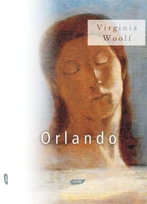 Okładka książki Orlando