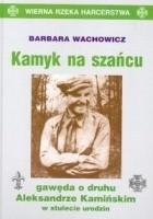 Kamyk na szańcu: Gawęda o druhu Aleksandrze Kamińskim w stulecie urodzin