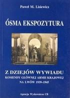 Okładka książki Ósma ekspozytura
