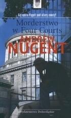 Okładka książki Morderstwo w Four Courts