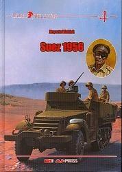 Okładka książki Suez 1956