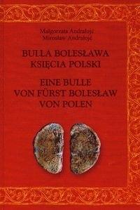 Okładka książki Bulla Bolesława księcia Polski