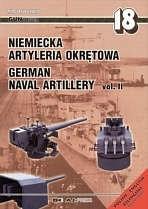 Okładka książki Niemiecka artyleria okrętowa vol. 2