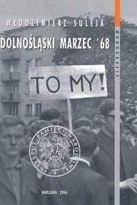 Okładka książki Dolnośląski marzec &68