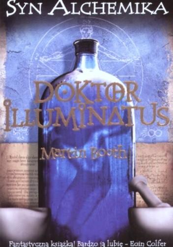 Okładka książki Doktor Illuminatus