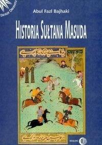 Okładka książki Historia sułtana Masuda