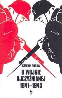 Okładka książki O Wojnie Ojczyźnianej 1941-1945