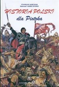 Okładka książki Historia Polski dla Piotrka