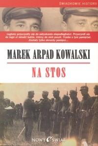 Okładka książki NA STOS