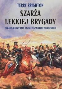 Okładka książki Szarża lekkiej brygady