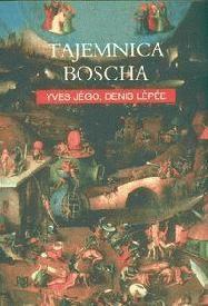 Okładka książki Tajemnica Boscha
