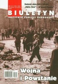 Okładka książki Biuletyn IPN nr 8-9/2009