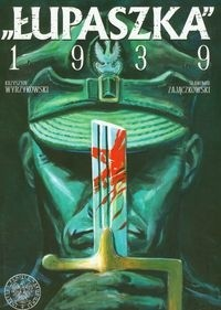 Okładka książki Łupaszka 1939
