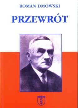 Okładka książki Przewrót