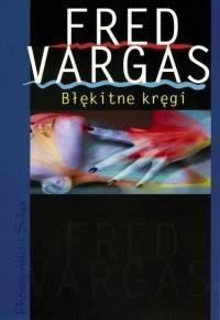 Okładka książki Błękitne kręgi