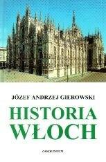 Okładka książki Historia Włoch