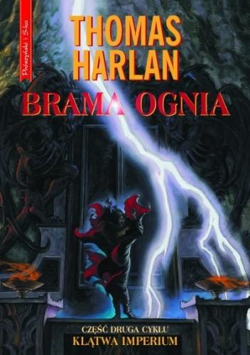 Okładka książki Brama ognia