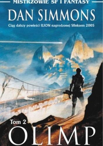Okładka książki Olimp tom 2