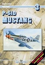 Okładka książki P-51D Mustang. Część 3. Wersja polsko-angielska