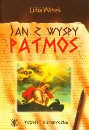 Okładka książki Jan z wyspy Patmos