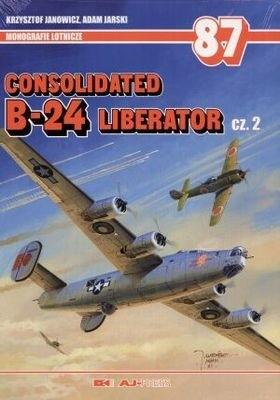 Okładka książki Consolidated B-24 Liberator cz.2