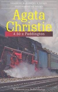 Okładka książki 4.50 z Paddington
