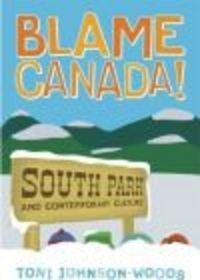 Okładka książki Blame Canada