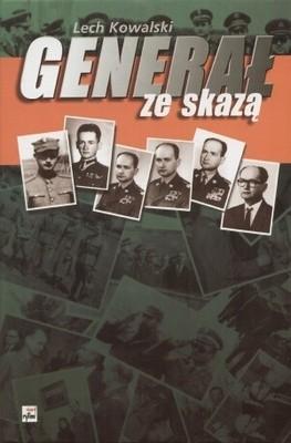 Okładka książki Generał ze skazą