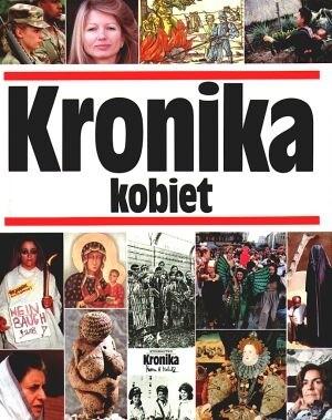 Okładka książki Kronika kobiet