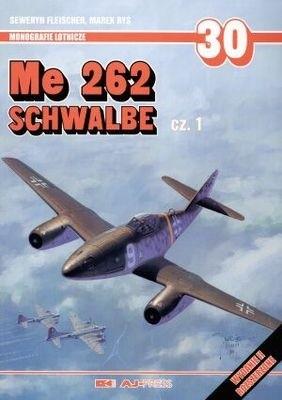 Okładka książki Schwalbe Me 262 cz.1